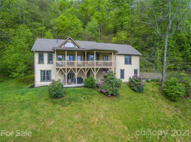 14 Cave Summit Trail, Leicester, NC 28748 (#3731718) :: Keller Williams Professionals