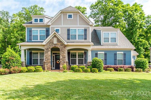 1117 Kinder Oak Drive, Indian Trail, NC 28079 (#3732297) :: Stephen Cooley Real Estate Group