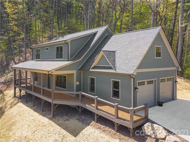 45 Herron View Lane, Weaverville, NC 28787 (#3732429) :: High Performance Real Estate Advisors