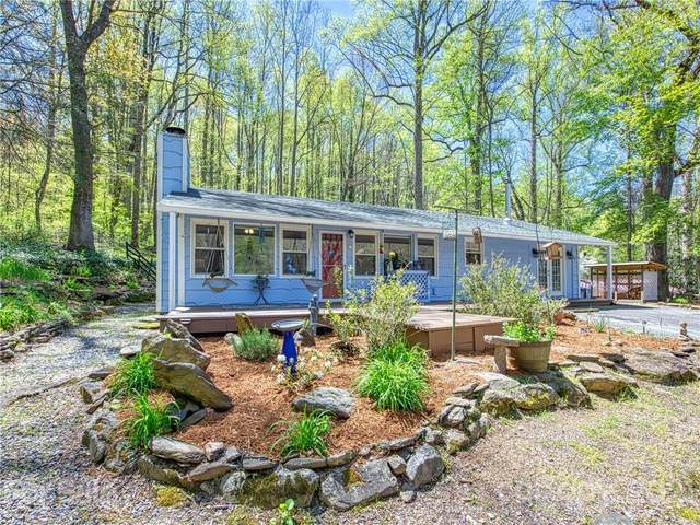 36 Dogwood Drive, Maggie Valley, NC 28751 (#3732628) :: Premier Realty NC