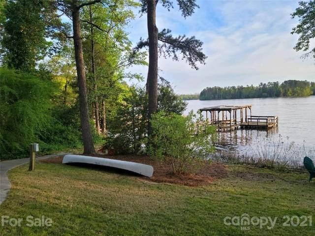 1290 Lakeshore Drive, Badin Lake, NC 28127 (#3732814) :: SearchCharlotte.com