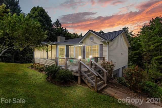 40 England Woods Drive, Weaverville, NC 28787 (#3732859) :: Love Real Estate NC/SC