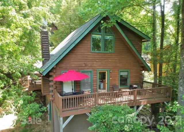 19 Sunrise Ridge #88, Maggie Valley, NC 28751 (#3732953) :: Premier Realty NC