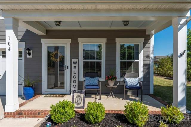 104 W Neel Ranch Road, Mooresville, NC 28115 (#3733389) :: Stephen Cooley Real Estate Group