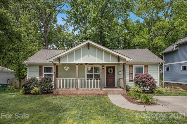 1101 Drummond Avenue, Charlotte, NC 28205 (#3733409) :: Home and Key Realty