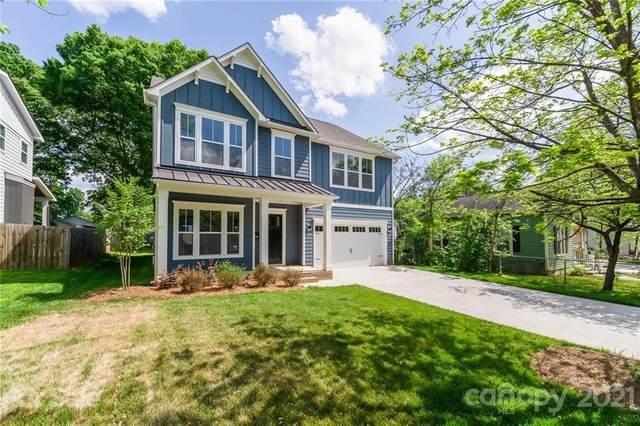 1204 Louise Avenue, Charlotte, NC 28205 (#3733807) :: SearchCharlotte.com