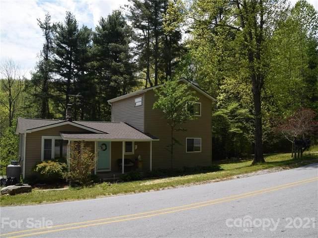 1447 Mount Olivet Road, Zirconia, NC 28790 (#3734061) :: Exit Realty Vistas