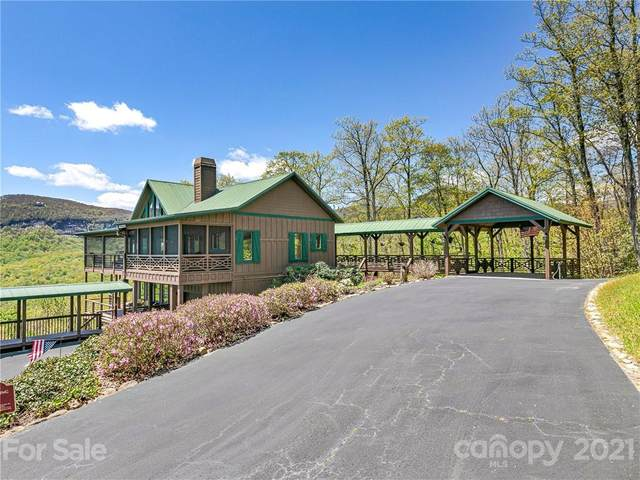 715 Panther Ridge Road, Lake Toxaway, NC 28747 (#3734097) :: Keller Williams Professionals
