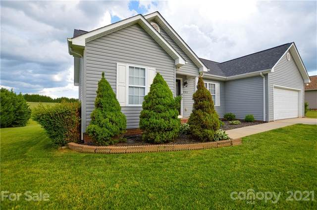 4762 Powder Horne Lane, Conover, NC 28613 (#3734282) :: Mossy Oak Properties Land and Luxury