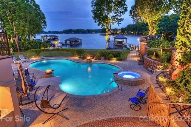 160 High Hills Drive, Mooresville, NC 28117 (#3734598) :: Cloninger Properties