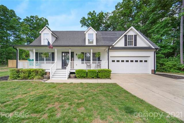 859 Sorrel Lane, Oakboro, NC 28129 (#3734634) :: Stephen Cooley Real Estate Group