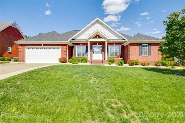 722 SW Tom Morris Lane SW, Concord, NC 28027 (#3734782) :: Carolina Real Estate Experts