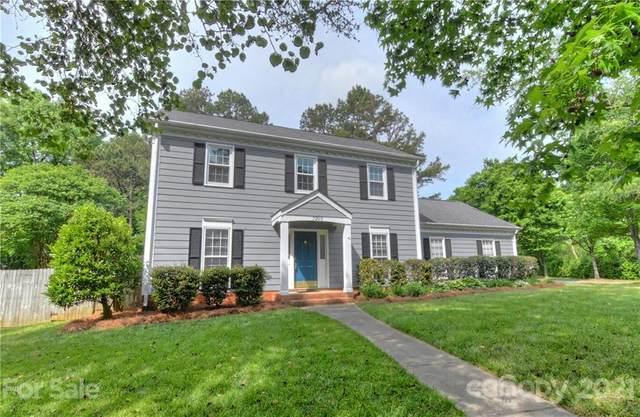 7200 Brassy Creek Lane, Charlotte, NC 28269 (#3734940) :: Stephen Cooley Real Estate Group