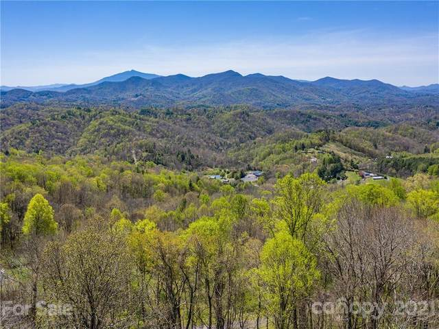 99999 Sunset Mountain Road 26 & 27, Bakersville, NC 28704 (#3735127) :: Home and Key Realty