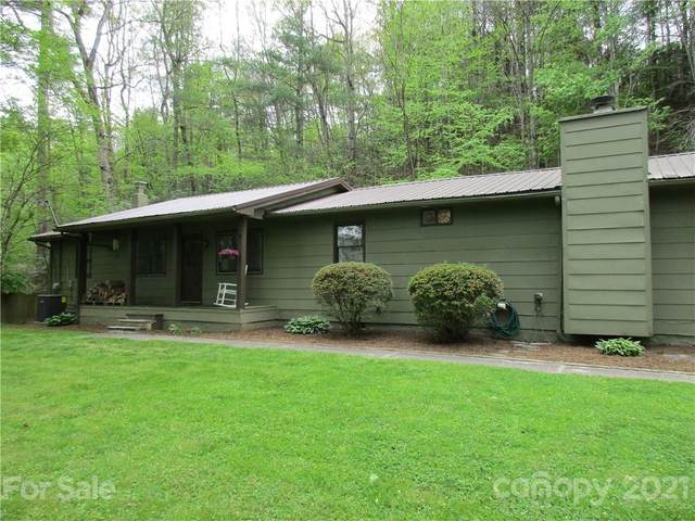 2042 Cashiers Valley Road, Brevard, NC 28712 (#3735309) :: Cloninger Properties