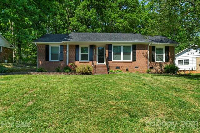 6424 Springfield Drive, Charlotte, NC 28212 (#3735356) :: BluAxis Realty