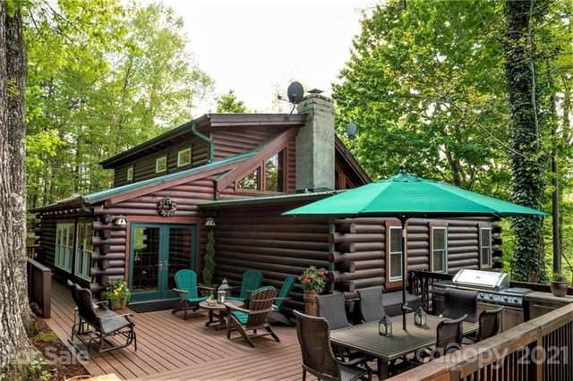 355 Swans Way #270, Lake Lure, NC 28746 (#3735392) :: Willow Oak, REALTORS®