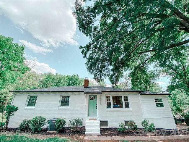 5412 Hilltop Circle, Charlotte, NC 28269 (#3735496) :: High Performance Real Estate Advisors