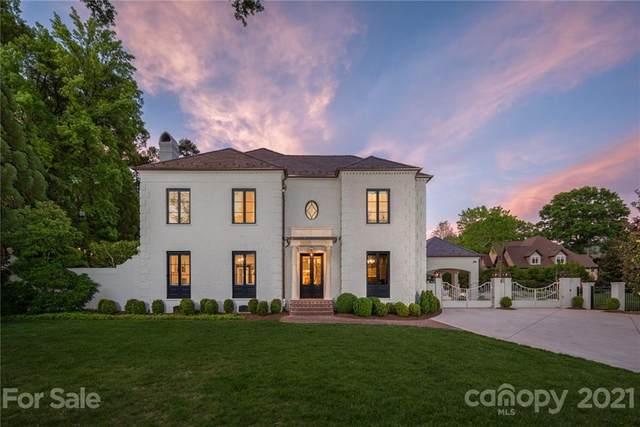 2251 Vernon Drive, Charlotte, NC 28211 (#3735605) :: Carver Pressley, REALTORS®
