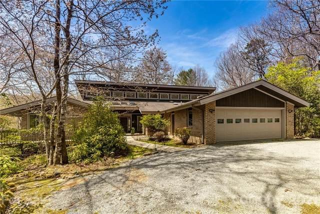 180 Grouse Lane, Brevard, NC 28712 (#3735702) :: Modern Mountain Real Estate