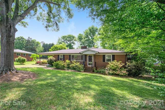3900 Arvin Drive, Charlotte, NC 28269 (#3735746) :: Stephen Cooley Real Estate Group