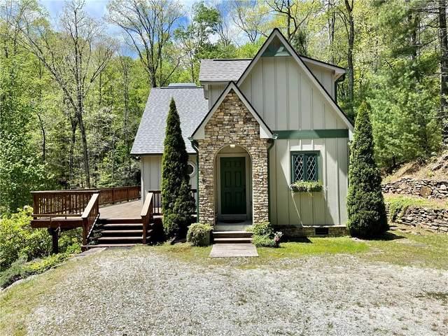 50 Glen Ryall Drive A, Lake Toxaway, NC 28747 (#3735855) :: Johnson Property Group - Keller Williams