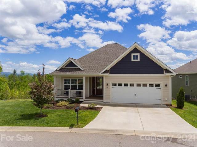 78 Rose Creek Drive, Leicester, NC 28748 (#3735899) :: High Performance Real Estate Advisors