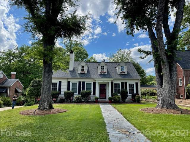 747 N Center Street, Hickory, NC 28601 (#3735945) :: Premier Realty NC