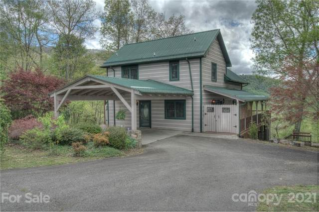 265 Smokey Ridge Loop, Waynesville, NC 28786 (#3736367) :: Carlyle Properties