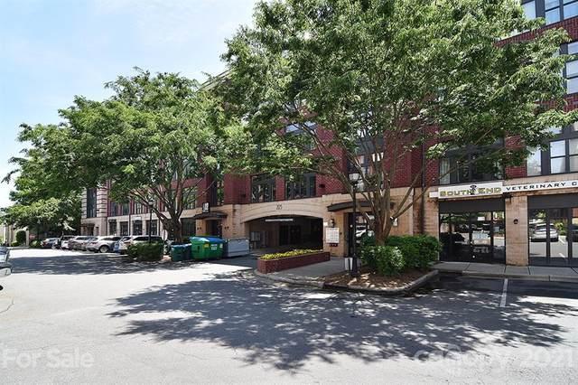 2125 Southend Drive #404, Charlotte, NC 28203 (#3736384) :: Caulder Realty and Land Co.