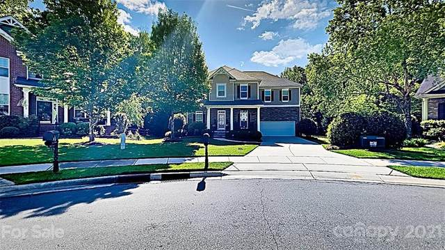8000 Penman Springs Drive, Waxhaw, NC 28173 (#3736468) :: Stephen Cooley Real Estate Group