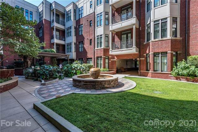 2810 Selwyn Avenue #209, Charlotte, NC 28209 (#3736519) :: Carolina Real Estate Experts
