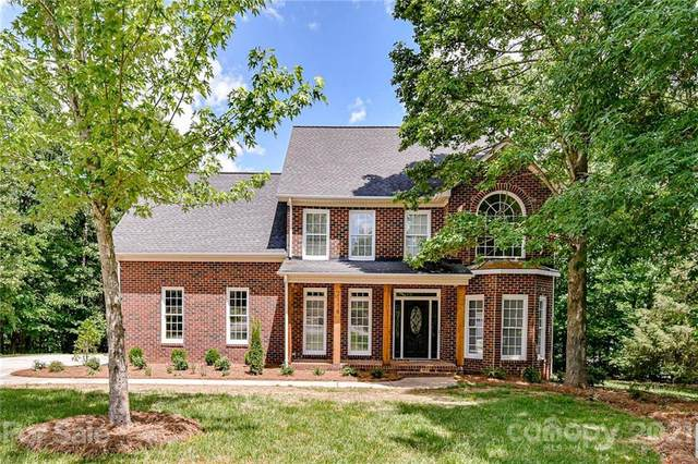 2116 Cotton Mill Court, Matthews, NC 28104 (#3736543) :: Lake Norman Property Advisors