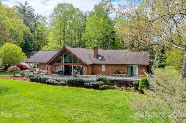 892 High Vista Drive, Mills River, NC 28759 (#3736591) :: Homes with Keeley | RE/MAX Executive