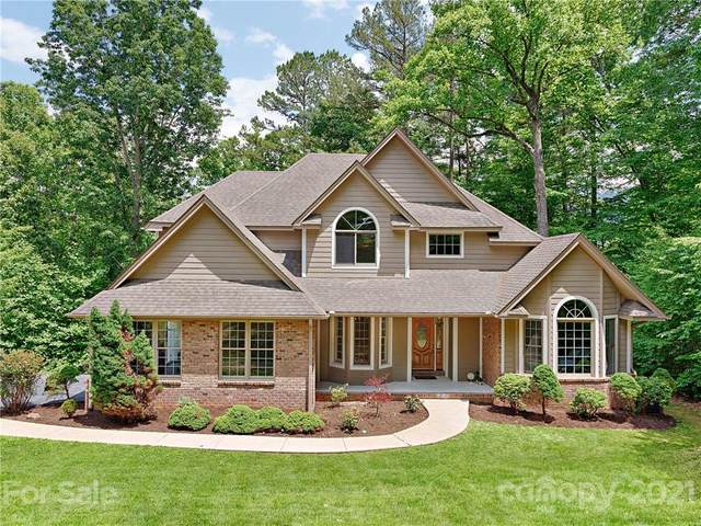 104 Black Hawk Ridge, Weaverville, NC 28787 (#3736629) :: Home and Key Realty
