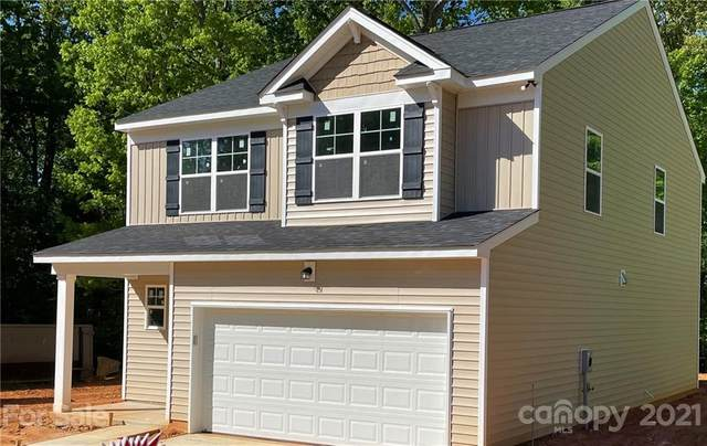 421 Brookfield Drive #27, Statesville, NC 28625 (#3736821) :: The Ordan Reider Group at Allen Tate