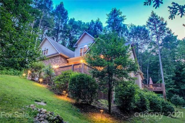 280 Bear River Lodge Trail, Marshall, NC 28753 (#3736864) :: Rhonda Wood Realty Group