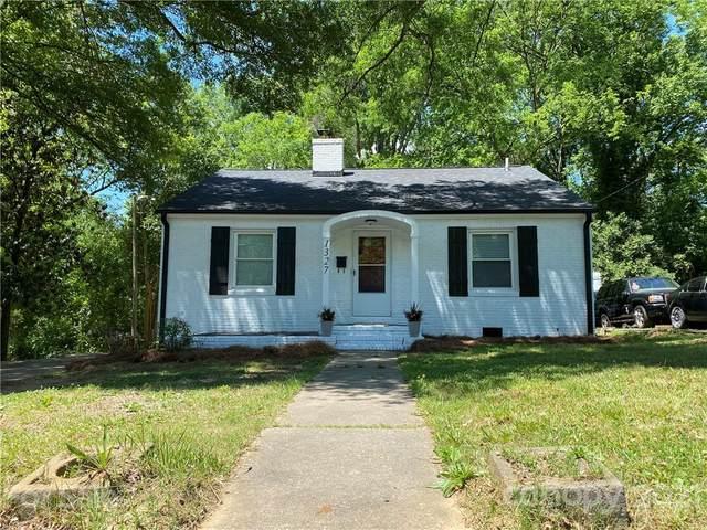 1327 Condon Street, Charlotte, NC 28216 (#3737317) :: BluAxis Realty