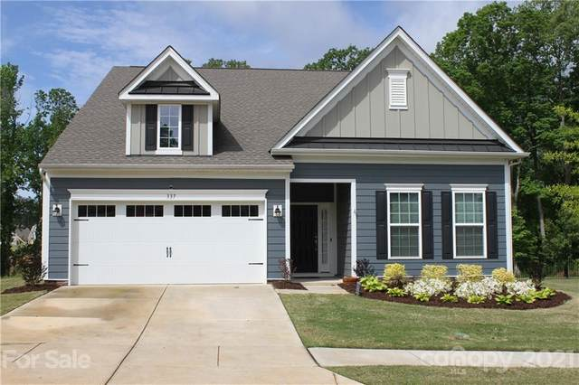 337 Picasso Trail, Mount Holly, NC 28120 (#3737379) :: BluAxis Realty