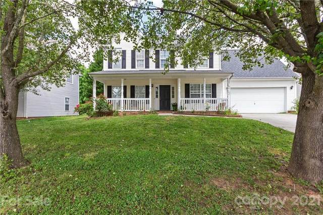 2253 Shumard Circle, Indian Trail, NC 28079 (#3737432) :: Stephen Cooley Real Estate Group