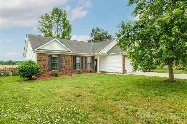 1420 Winthrop Lane, Monroe, NC 28110 (#3737516) :: Exit Realty Vistas