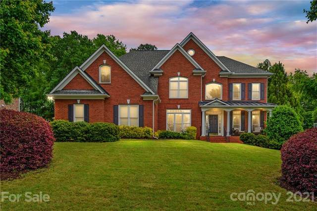 16527 Bridgehampton Club Drive, Charlotte, NC 28277 (#3737624) :: High Performance Real Estate Advisors