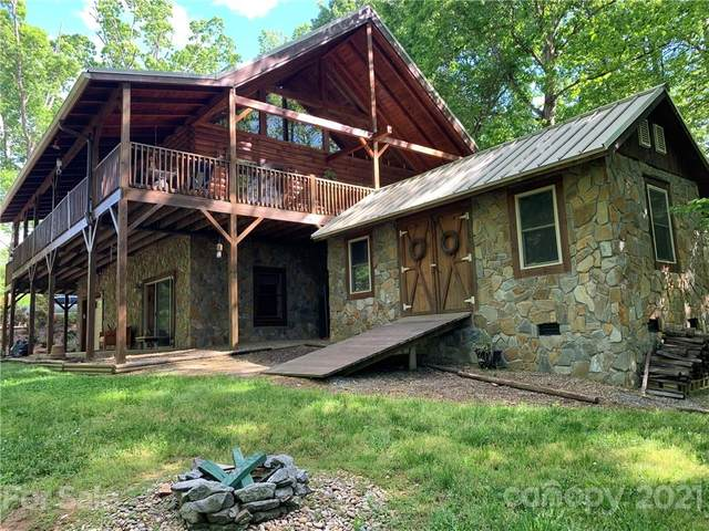 25 Theresa Terrace Road, Nebo, NC 28761 (#3738060) :: Willow Oak, REALTORS®