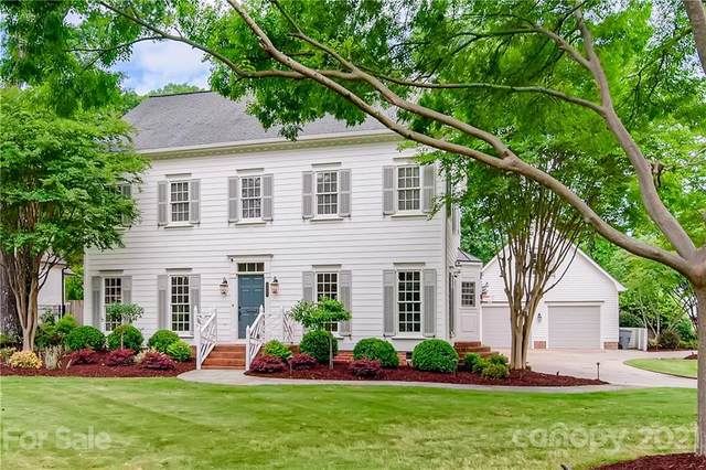 2300 Vernon Drive, Charlotte, NC 28211 (MLS #3738107) :: RE/MAX Impact Realty