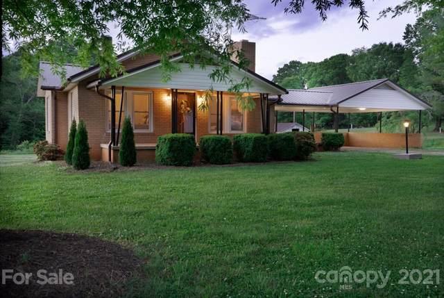 1300 Nc 90 Highway, Taylorsville, NC 28681 (#3738149) :: Mossy Oak Properties Land and Luxury