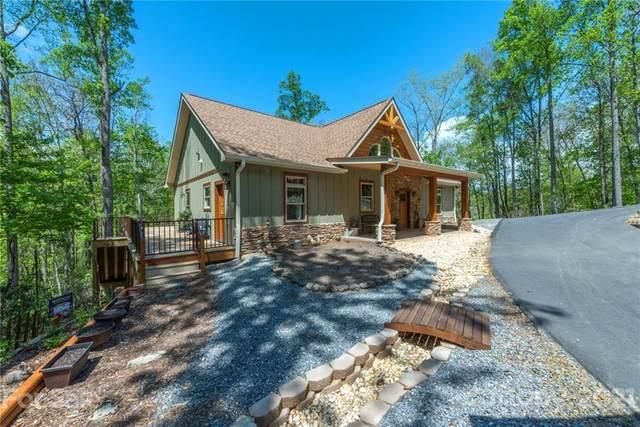 111 Havens Creek Road, Black Mountain, NC 28711 (#3738184) :: Keller Williams Professionals