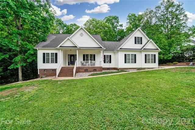 314 Hidden Creek Drive, Shelby, NC 28152 (#3738402) :: The Allen Team
