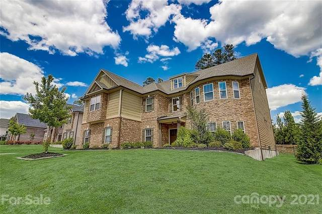 13410 Crystal Springs Drive, Huntersville, NC 28078 (#3739028) :: High Performance Real Estate Advisors
