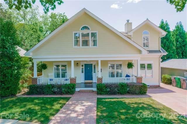 1113 Euclid Avenue, Charlotte, NC 28203 (#3739104) :: Homes Charlotte