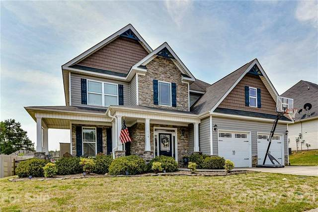 114 Chaffee Place, Mooresville, NC 28115 (#3739160) :: Home and Key Realty